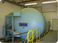 Used10 ft. Diameter x 30 ft. Length  autoclave available at Taricco Corporation