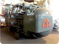 Used3 ft. Diameter x 6 ft. Length  autoclave available at Taricco Corporation