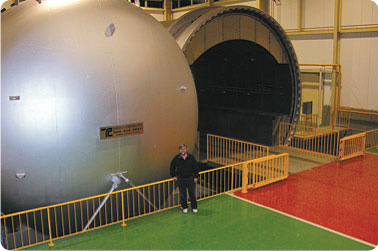 Dreamliner Autoclave by Taricco Corporation